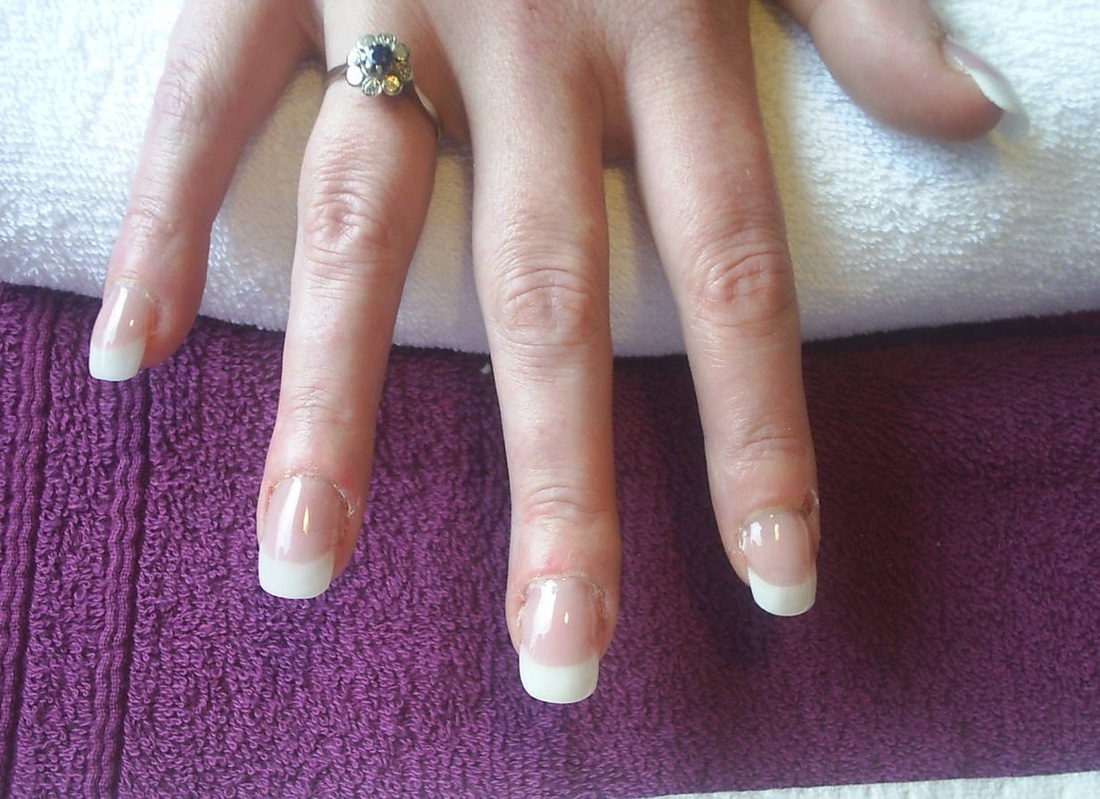 Cnd Acrylic And Sculpting Just Lvur Nails
