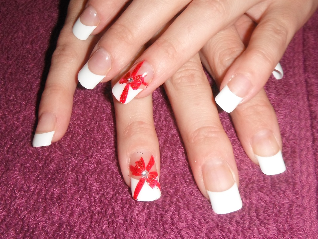 Christmas Nails Nail Art Just Lvur Nails
